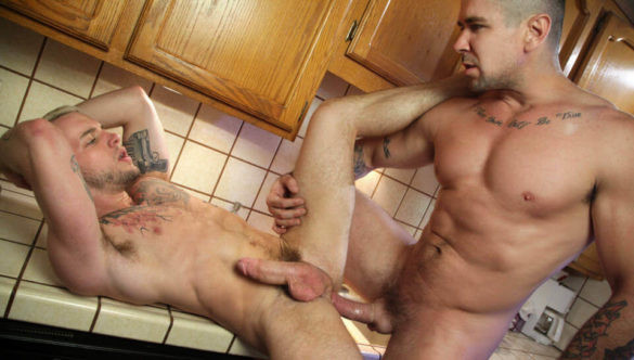 Anal Gay Male Sex : Family Pact