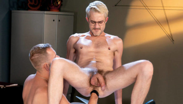 Fisting Gay Free Video : Pumping for Promotion, Sc. #02