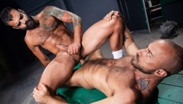 Hairy Hole Videos : Outta The Park!, Sc. #02