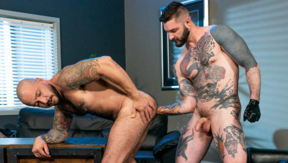 Gay Fisting Video Free : Pumping for Promotion, Sc. #05