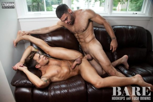 Interracial Sexx. BARE: Hookups And Fuckdowns, Ep 4