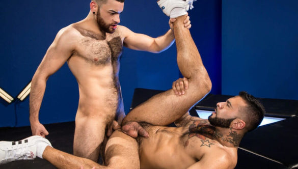 Hairy Gay Men Clips : Bout To Bust, Sc. #03