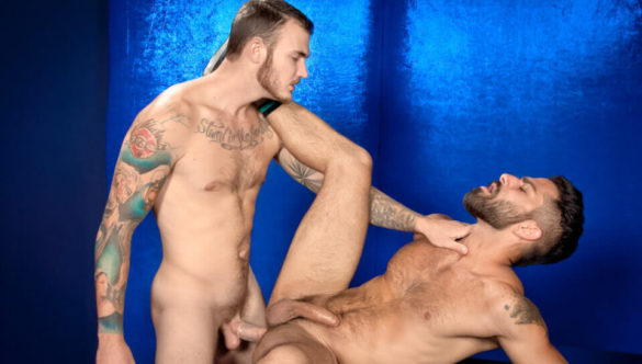 Hairy Gay Anal Sex : Tight, Sc. #01